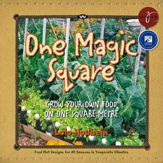 One-magic-square-book-cover