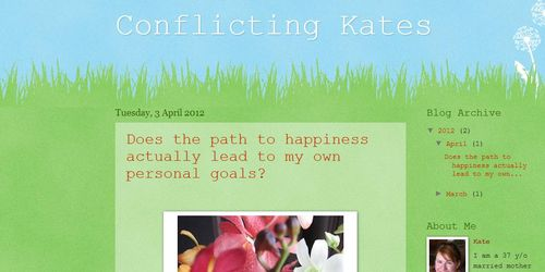 Conflicting-kates